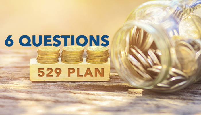 6 Questions About 529 Plans