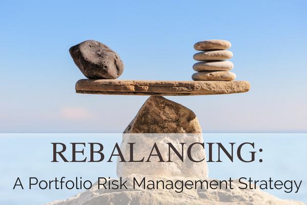 Rebalancing: A Portfolio Risk Management Strategy