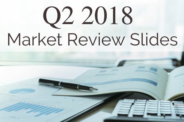 Q2 2018 market Review slides