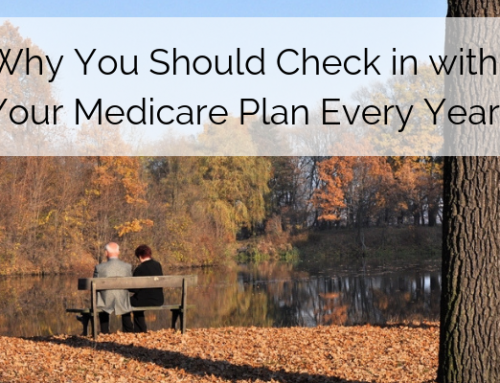 Why You Should Check in with Your Medicare Plan Every Year