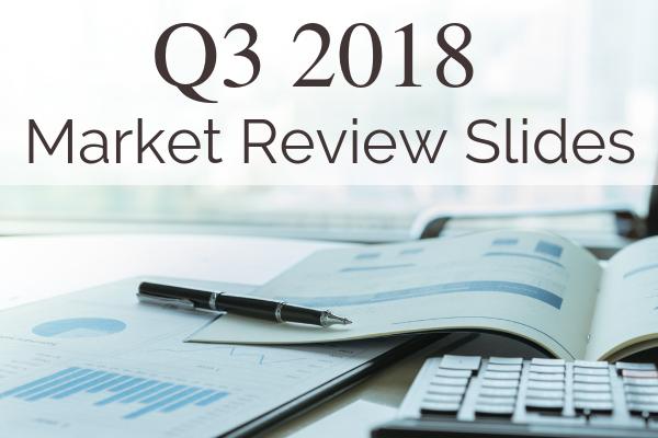Q3 2018 Market Review Slides